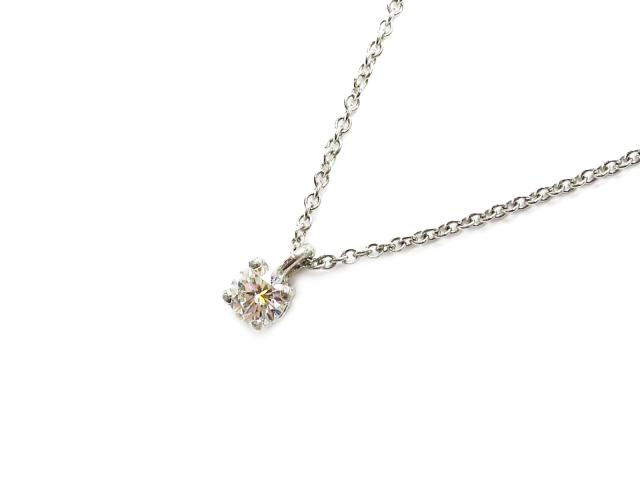 Solitaire Diamond Necklace 項鍊