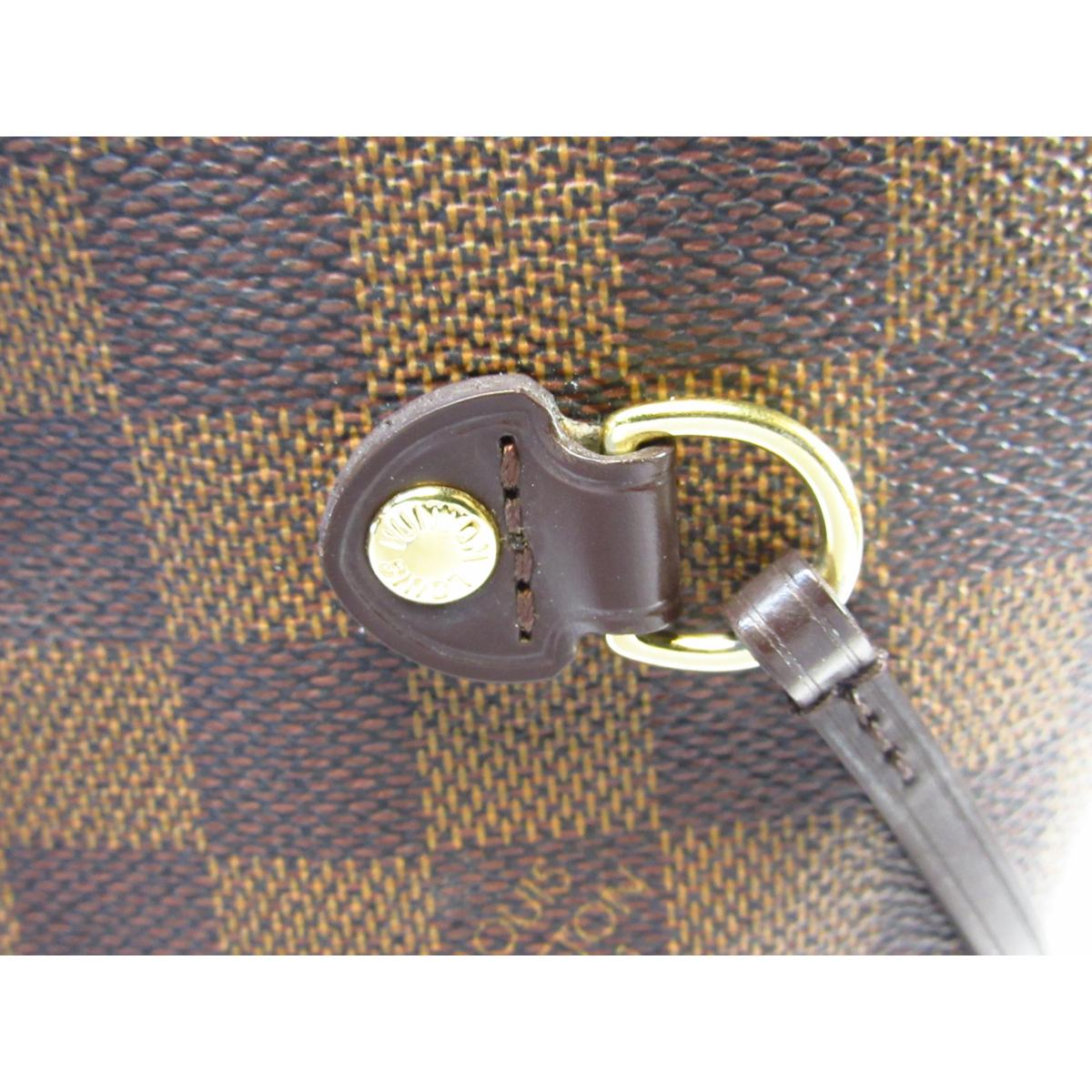 LOUIS VUITTON LOUIS VUITTON バッグ N51105 棋盤格肩背購物包 Never Full PM N51105
