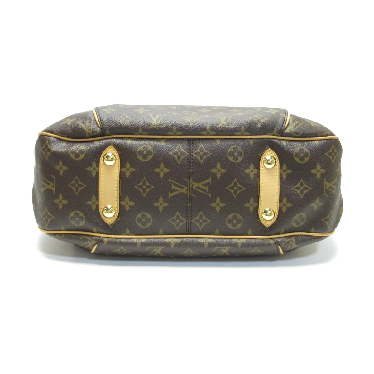 LOUIS VUITTON LOUIS VUITTON バッグ M56382 原花南瓜手提肩背包Galliera PM M56382