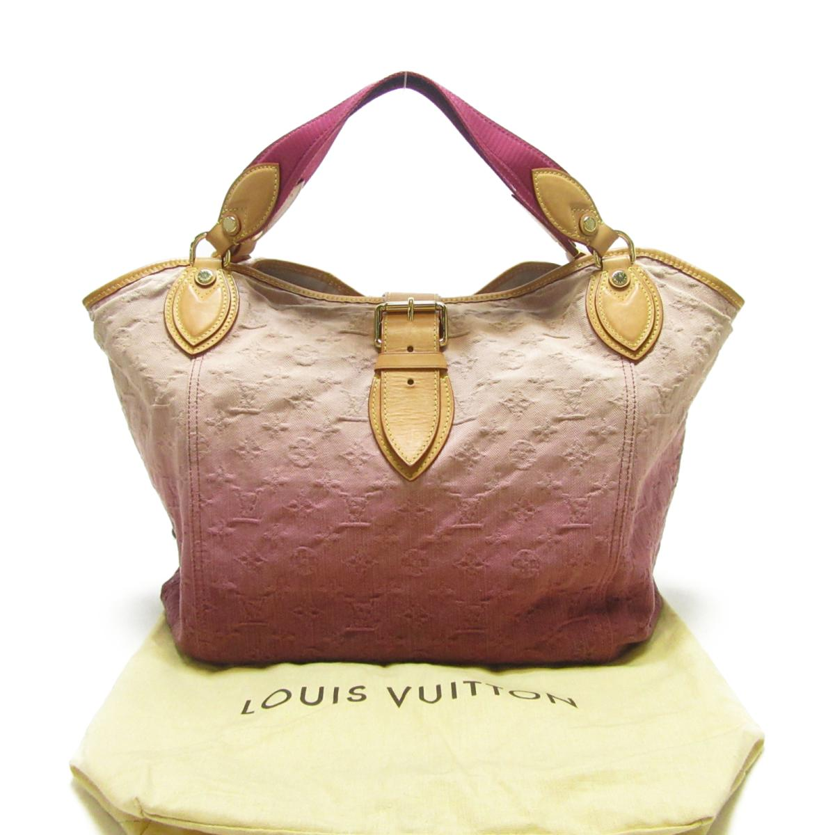LOUIS VUITTON バッグ M40415 Sunbeam 粉色漸層手提包 M40415