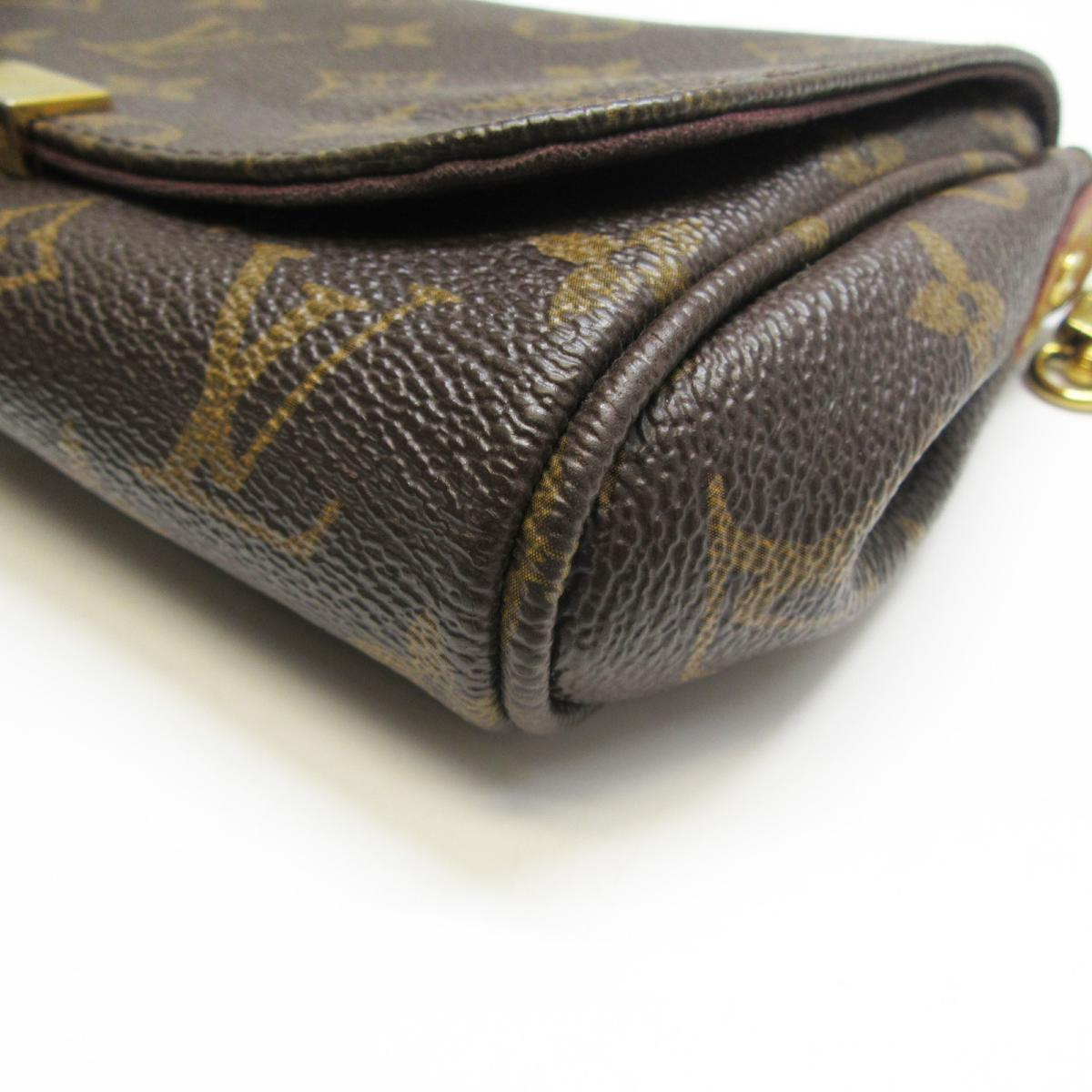 LOUIS VUITTON バッグ M40717 原花肩背手拿小包 Favorite PM M40717